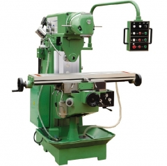 UVHM280 Universal Swivel Head Milling Machine
