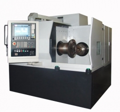 RTM600 C3 Bevel Gear Rolling Test Machine