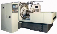 BG800 W3 Spiral Bevel Gear Generating Machine