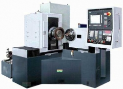 RTM500 C3 Bevel Gear Rolling Test Machine