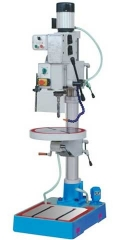 SSB25 Gear Head Round Column Vertical Drilling Machine