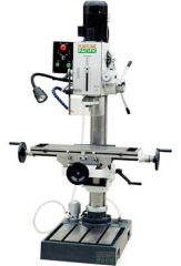 SSB32 SSB40 SSB45 TSA Spindle Auto Feed Gear Head Vertical Drilling Machine with Table