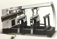 WM7321W Three Rows Multi-boring Machine