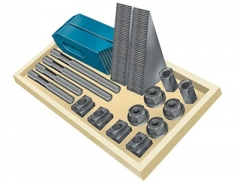 18 Pieces Clamping Tool