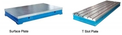 Cast Iron T-slot Plate and Surface Plate