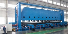 WE11 CNC Marine-Type Plate Bending Machine