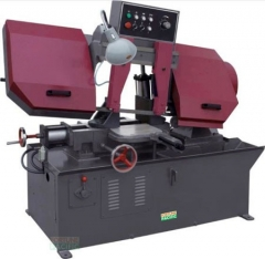 S280 Pivot Semi-automatic Band Saw