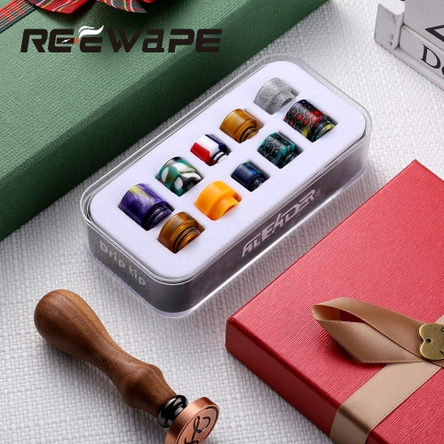Reewape RWK002     810 . 510  resin drip tips kit
