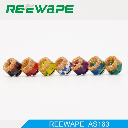 RW-AS163 resin 510 drip tip