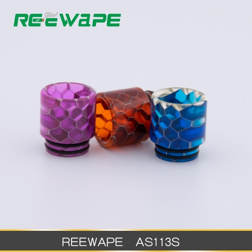 RW-AS113SS resin 810 drip tip