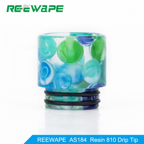 RW-AS184  Resin 810 Drip Tip4