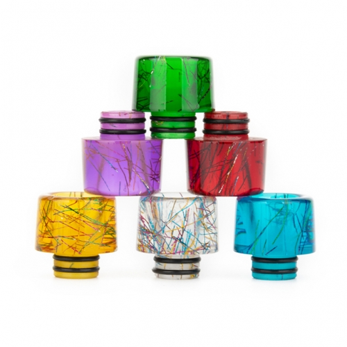 RW-AS197 Resin 510 Drip Tip