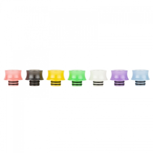 RW-AS234 Resin 510 Glowing Drip Tip