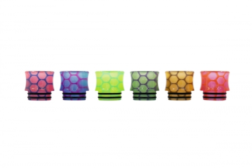 RW-AS251WY Resin 810 Luminous and Temperature Change Drip Tip