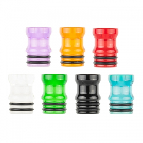 RW-AS256 Resin 510 Drip Tip
