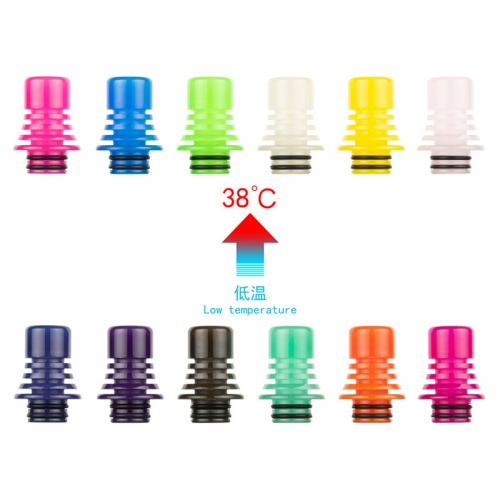 RW-AS275W Resin 510 Drip Tip