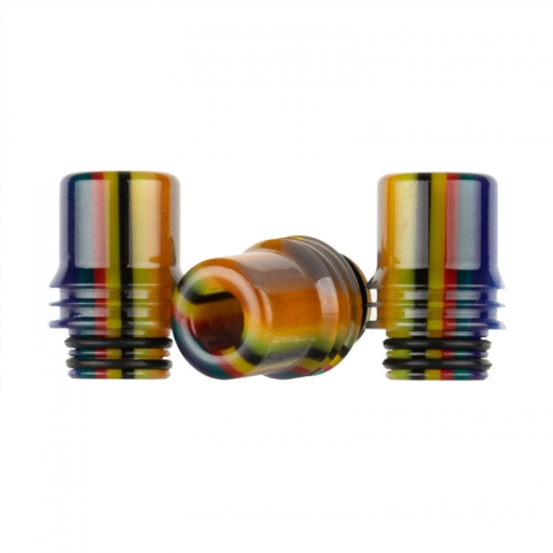 RW-AS284 Resin Rainbow 510 Drip Tip