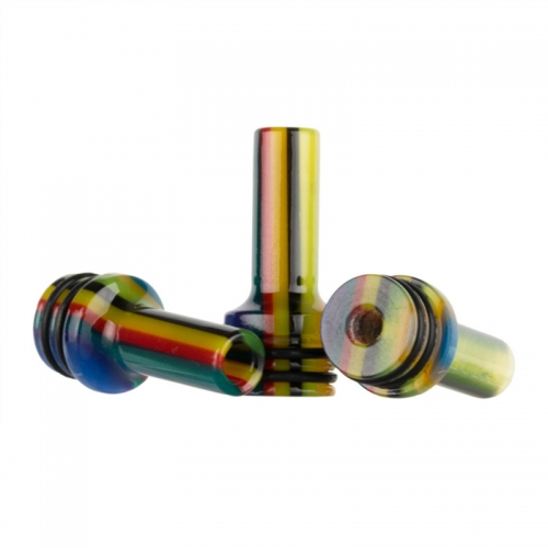 RW-AS285 Resin Rainbow 510 MTL Drip Tip