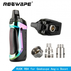 RUOK RBA coil for  aegis boost pod