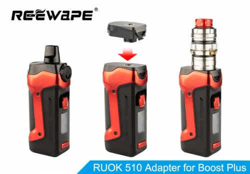 REEWAPE RUOK 510 Adapter for Geekvape Aegis Boost Plus