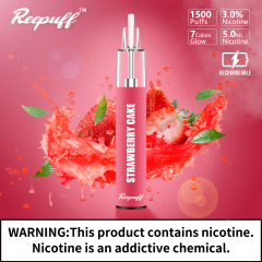 Reepuff  Glow  Disposable Pod Device