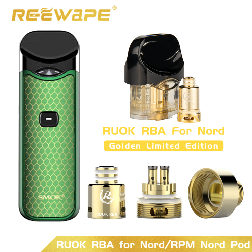 RUOK RBA coil for smok nord , rpm