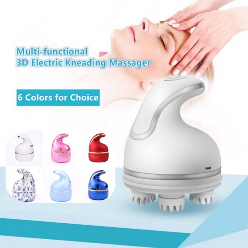Portable 360℃ Rotary Kneading Full Body Massager Machine