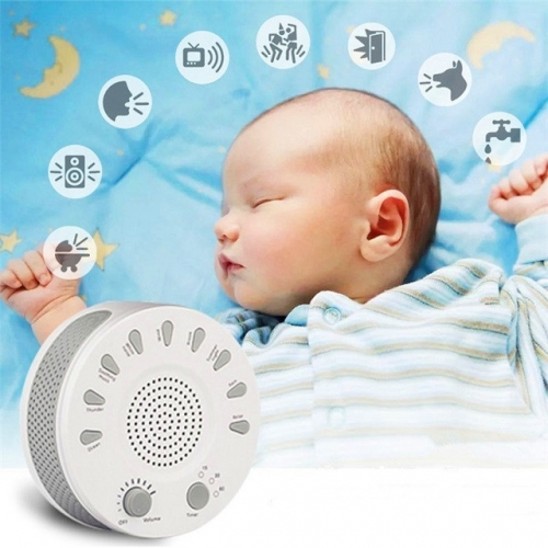 High-fidelity Sound Proofing Baby White Noise Sleep Aid Machine