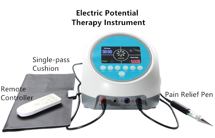 Similar Waki High Electric Potential Therapy Machine for Chronic Diseases