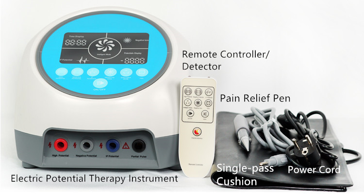 Package of High Electric Potential Therapy Machine