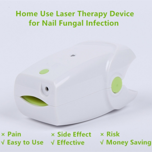 Home Use Fungal Infected Toe Finger Nail Cleaning Laser Device