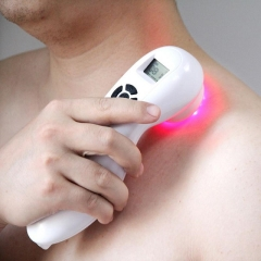 650nm 808nm Joint Pain Relief Handheld Cold Laser Therapy Device