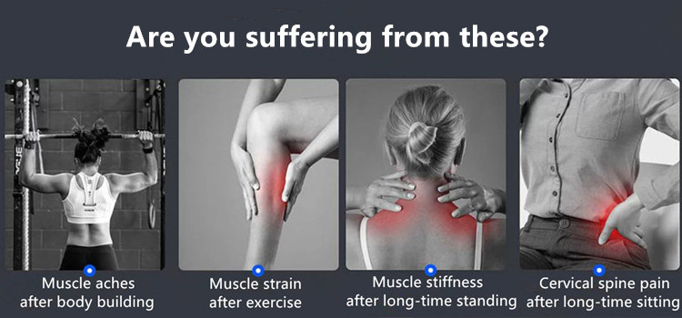 Are you still suffering from muscle pain, stiffness or strain?