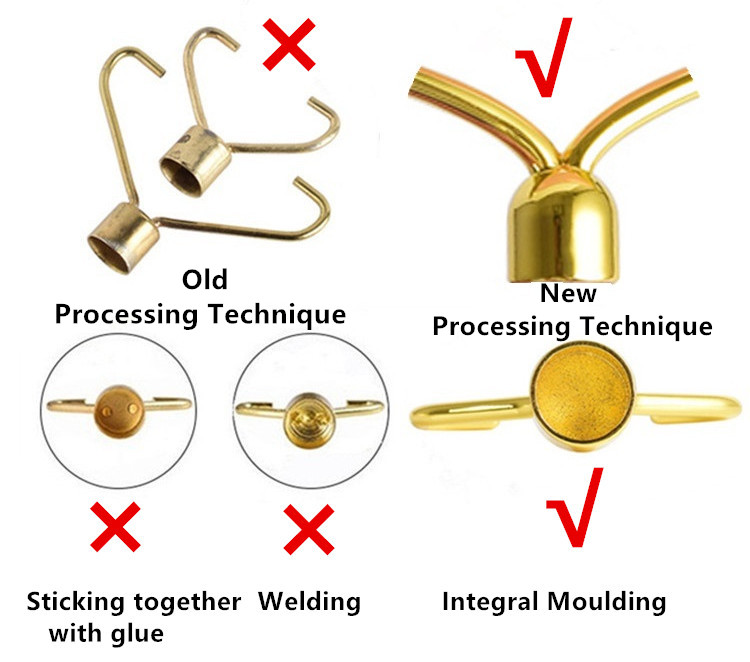 The Face Massager Roller uses new processing techniques for metal parts.