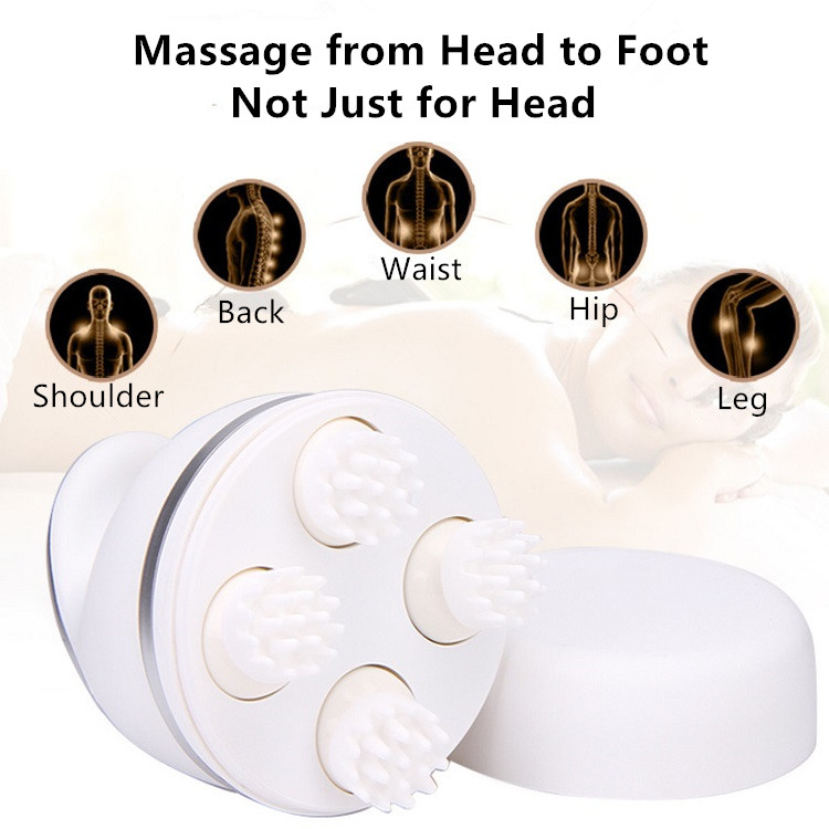 The Massager Machine can be used for full body.