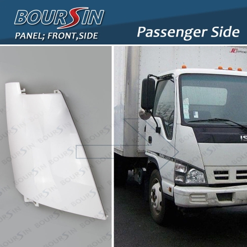 FRONT RIGHT SIDE PANEL FOR ISUZU NPR NPR-HD NQR NRR 2005-2007