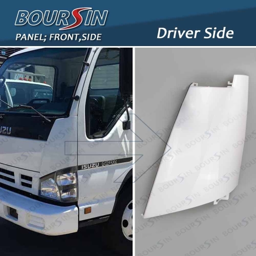FRONT LEFT SIDE PANEL FOR ISUZU NPR NPR-HD NQR NRR 2005-2007