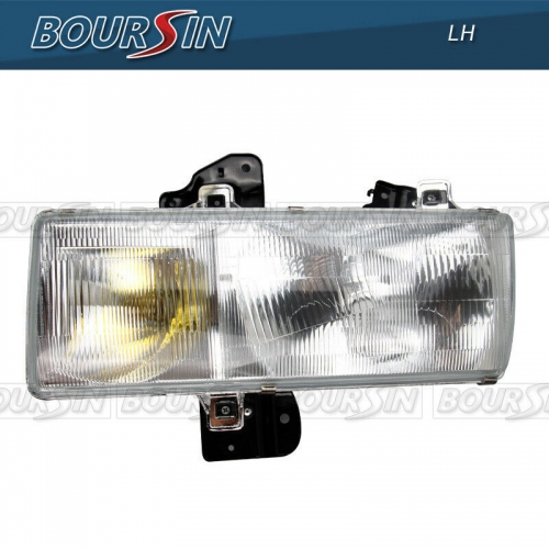 Headlight For Nissan UD 1800 2000 2300DH 2300LP 2600 3000 3300 1995-2010 W/ Bracket Driver Side