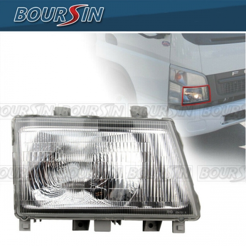 HeadLamp For Mitsubishi Fuso FE120 FE125 FE140 FE145 FE180 Headlight  2005-2011 RH