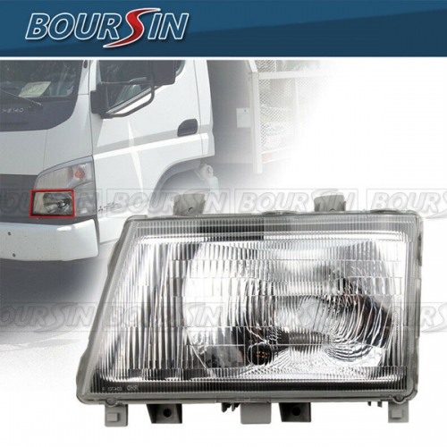 Headlamp For Mitsubishi Fuso Canter FE120 FE125 FE140 FE145 FE180 Headlight  2005-2011 LH