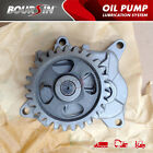 Oil Pump Fit Isuzu NPR NQR GMC W series Truck 4HE1 4HK1 Diesel Turbo 4.8L 5.2L