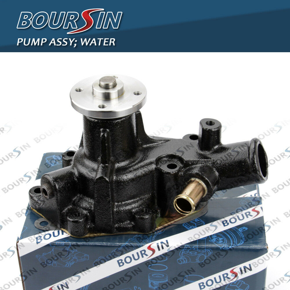 Water Pump For ISUZU NPR NQR GMC Chevy W-series 4BD1 4BD2 4BE1 Turbo Diesel 3.6L 3.9L