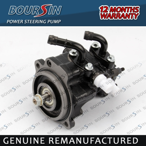 Power Steering Pump For Isuzu NPR NQR GMC Chevy W Series 4HE1 Turbo Diesel 4.8L