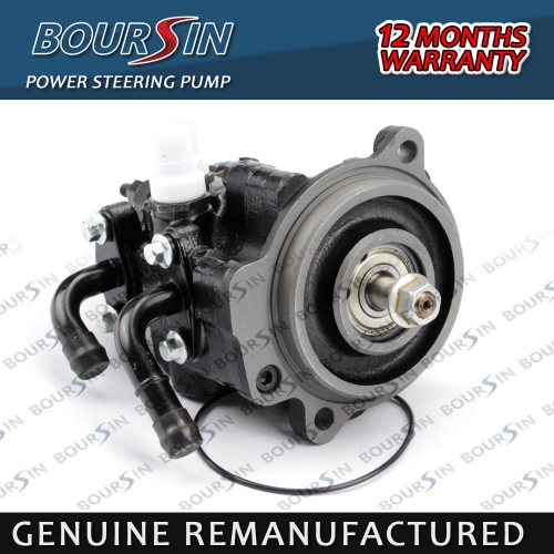 Power Steering Pump For Isuzu NPR NQR NRR GMC Chevrolt W 4HK1 Turbo Diesel 5.2L