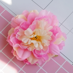 Pack of 100pcs 14 cm french peony flower head