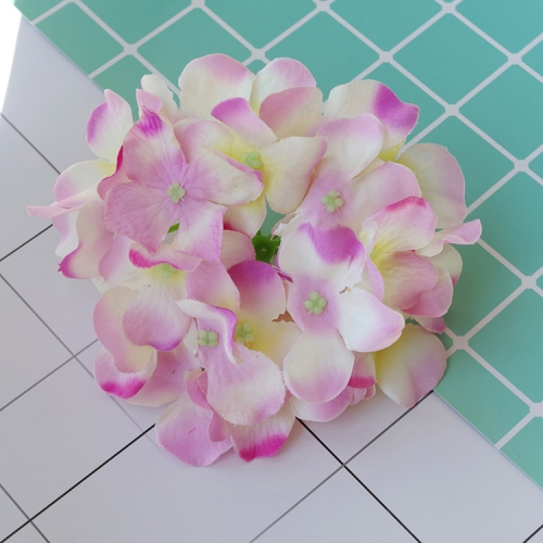 Pack of 100pcs 20 petals 14cm hydrangea flower head