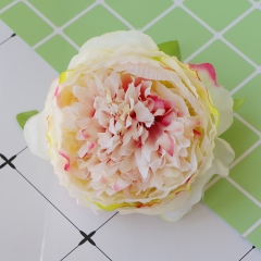 Pack of 50pcs 9cm royal peony flower head