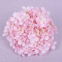 Pack of 16pcs high quality 176 petals hydrangea flower head