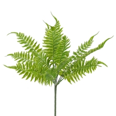 Pack of 18pcs Real touch artificial forest fern