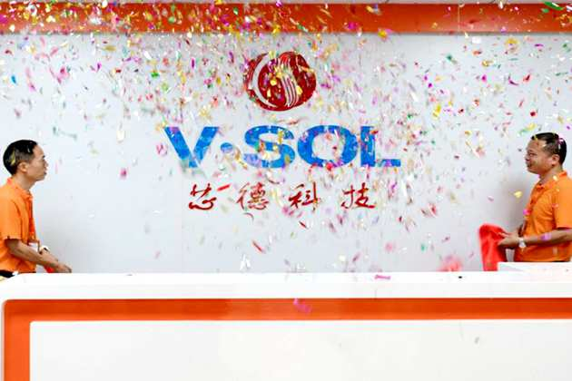 Celebration for V-SOL Manufacturing Center Moving to a New Place